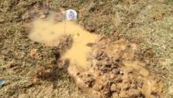 Leak location in Hebron, Kentucky