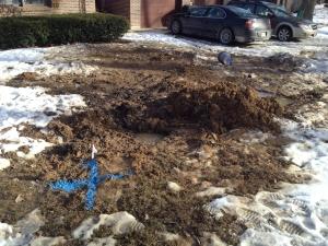 Leak detector able to find water leak in Harrison, Ohio