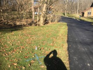 400ft leak detection services in Delhi Township, Ohio